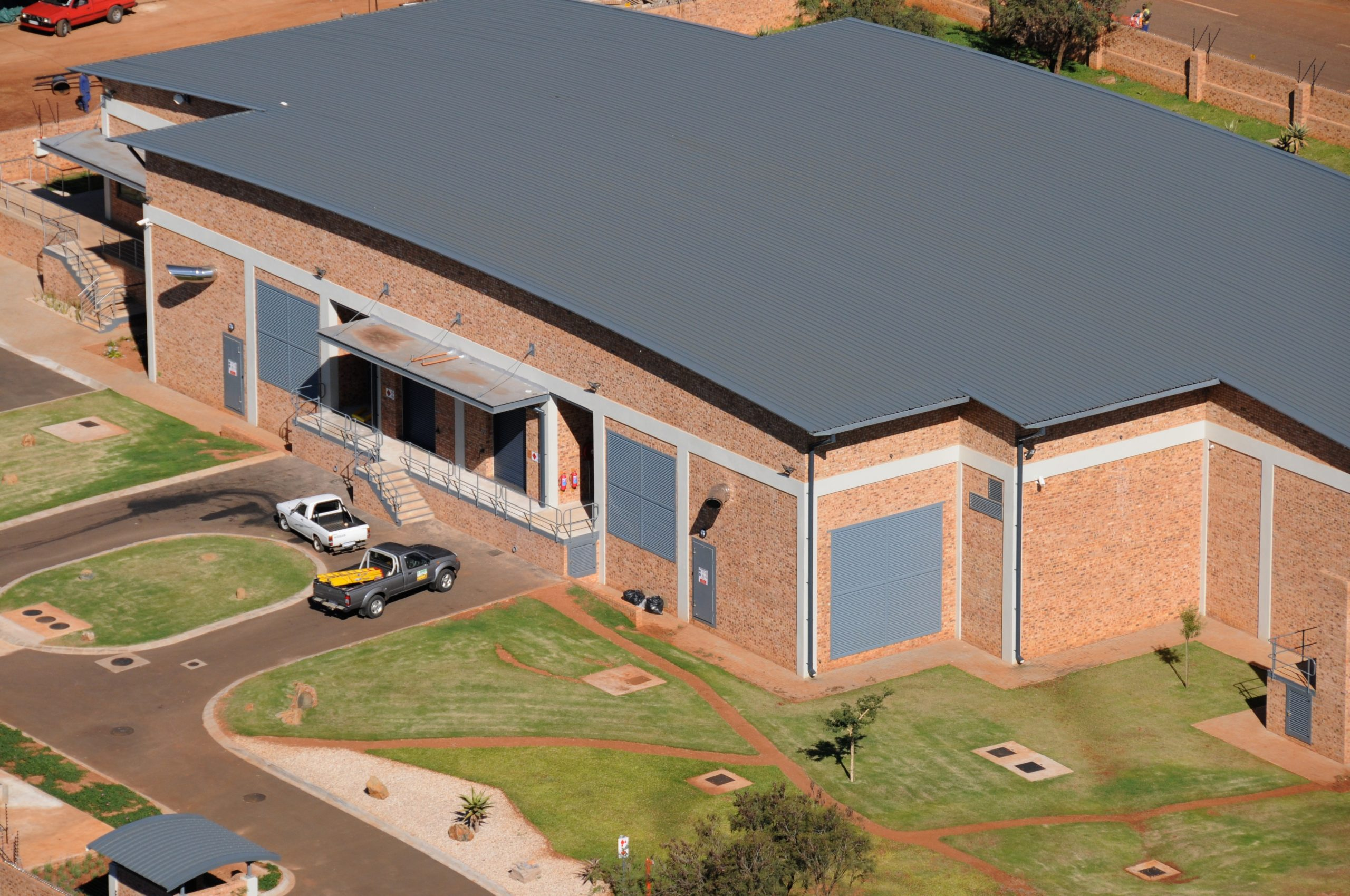Vodacom Data Centre gallery