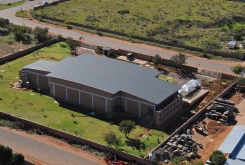 Vodacom Data Centre